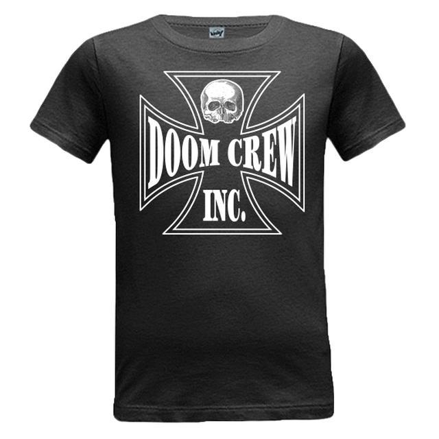 Black Label Society Doom Crew Youth Tee