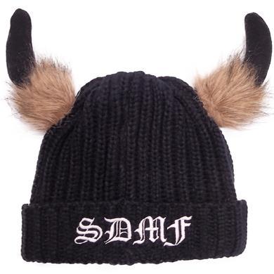 Black Label Society Odin Viking Beanie