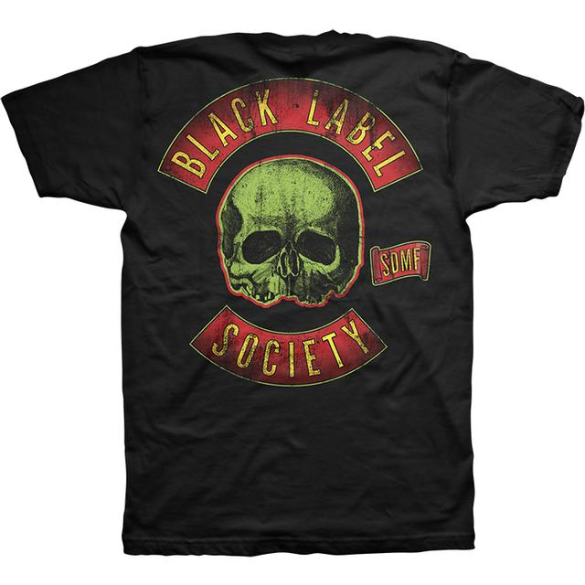 Black Label Society All Hallows Eve Reaper Tee