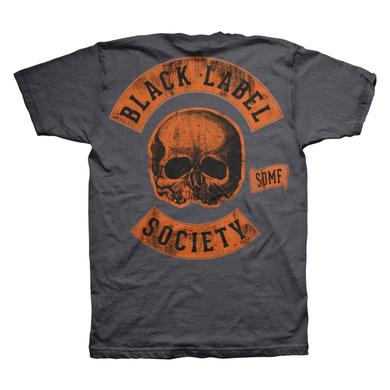 Black Label Society Hardcore Hellride Tee