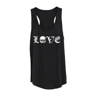 Black Label Society Love Racerback Tank