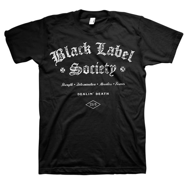 Black Label Society Title Shirt