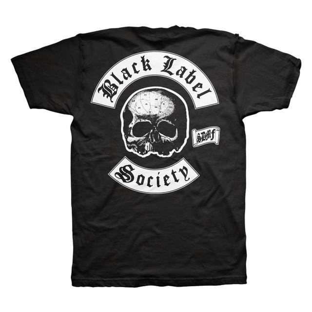 Black Label Society BLS Worldwide Shirt