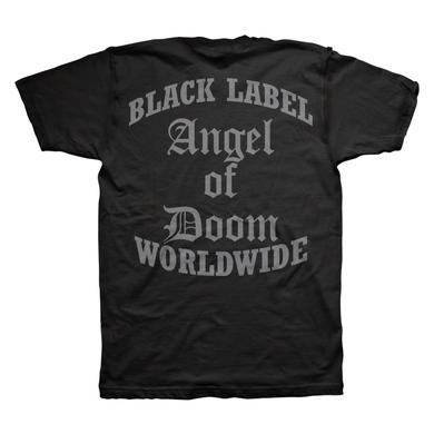 Black Label Society Angel of Doom Shirt