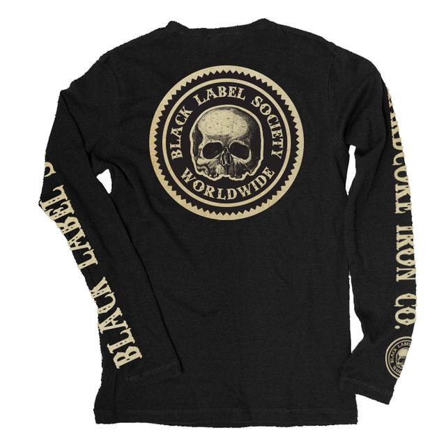 Black Label Society Catacombs Thermal