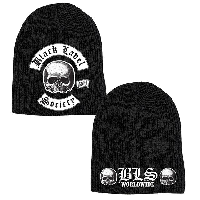 Black Label Society BLS Worldwide Printed Beanie