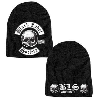 Black Label Society BLS Worldwide Printed Beanie