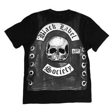 Black Label Society Tuxedo Vest Tee