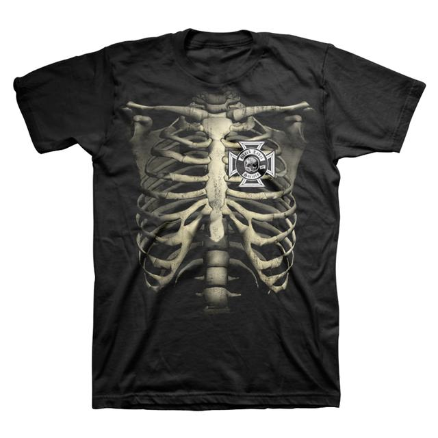 Black Label Society Rib Cage Tee