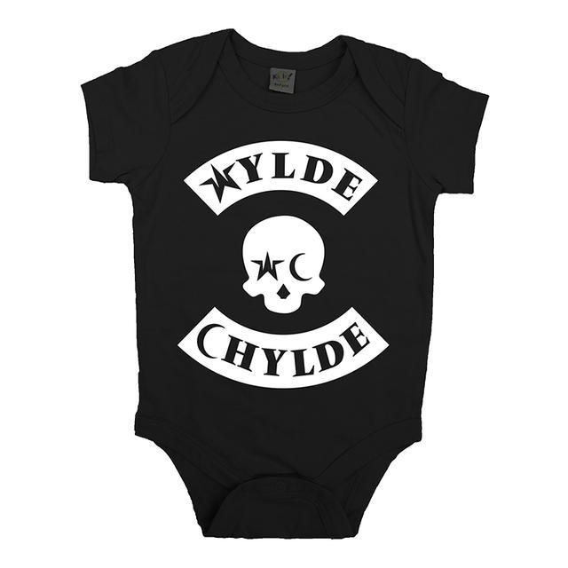 Black Label Society Wylde Chylde Bodysuit