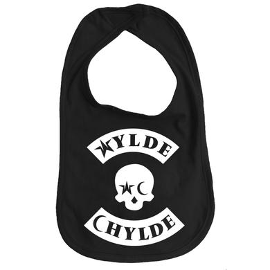 Black Label Society Wylde Chylde Bib