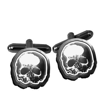 Black Label Society Skully Cufflinks