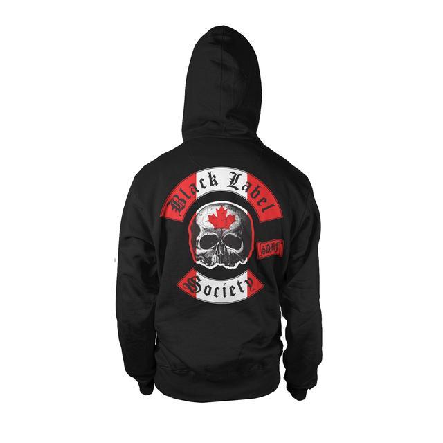 Black Label Society Canadian Hoodie