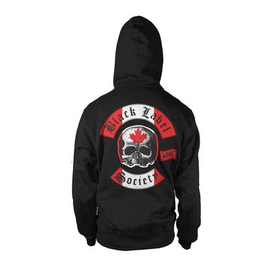 Black Label Society Canadian Hoodie