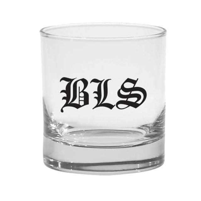 Black Label Society Logo Whiskey Glass