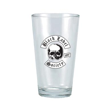 Black Label Society Logo Pint Glass