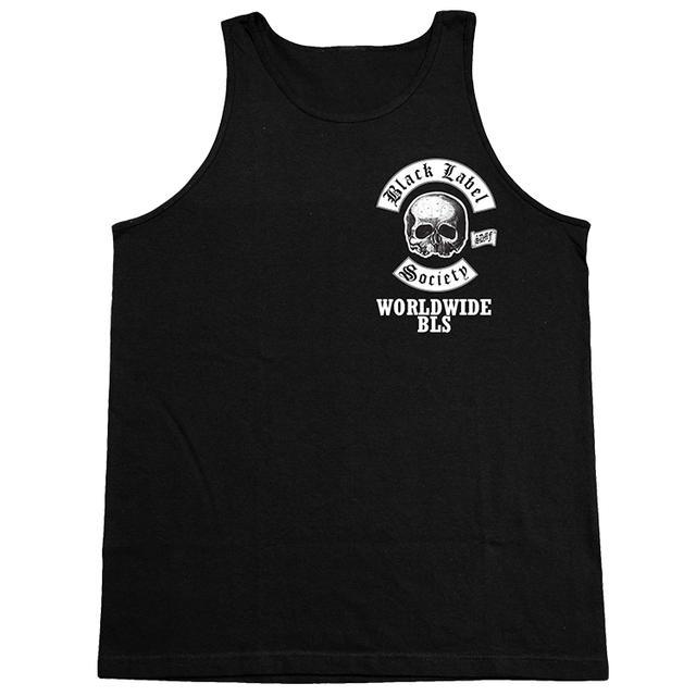 Black Label Society Worldwide Men's Tank