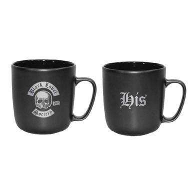 Black Label Society His BLS Logo Mug