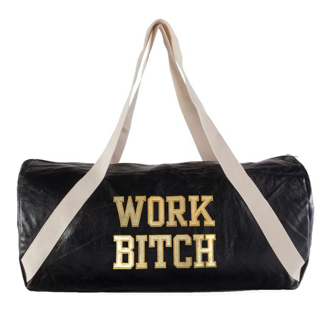 Britney Spears Work Bitch Gym Bag