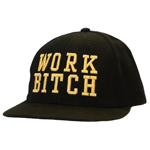 Britney Spears Work Bitch Cap
