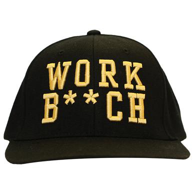 Britney Spears Work B**tch Cap