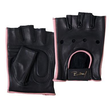 Britney Spears Fingerless Driving Gloves