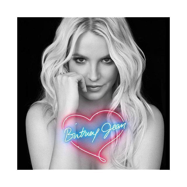 Britney Spears Britney Jean Edited CD