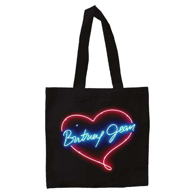 Britney Spears Britney Jean Glow Tote Bag