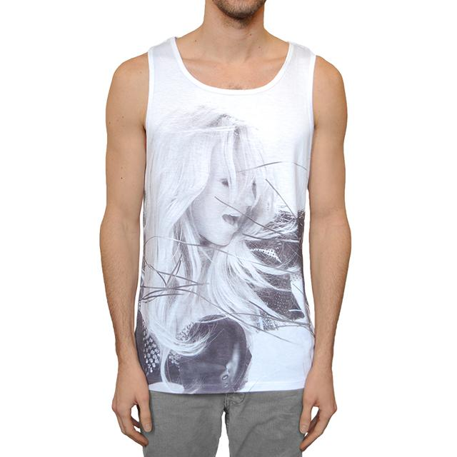 Britney Spears Tank Top | Sublimated Britney Tank