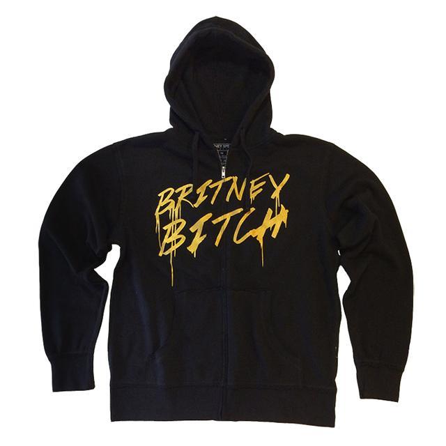 "Britney Spears Hoodie | ""Britney Bitch"""