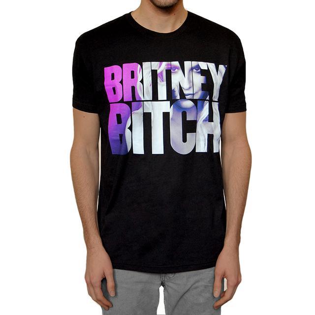 Britney Spears Britney Bitch Eyes Tee