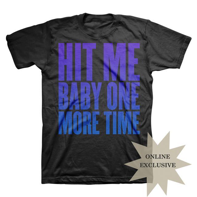 Britney Spears Hit Me Baby Tee