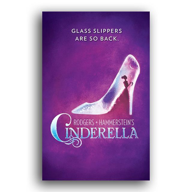 Cinderella Tour Windowcard