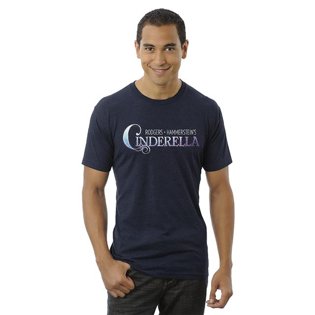 Cinderella Unisex Logo Tee