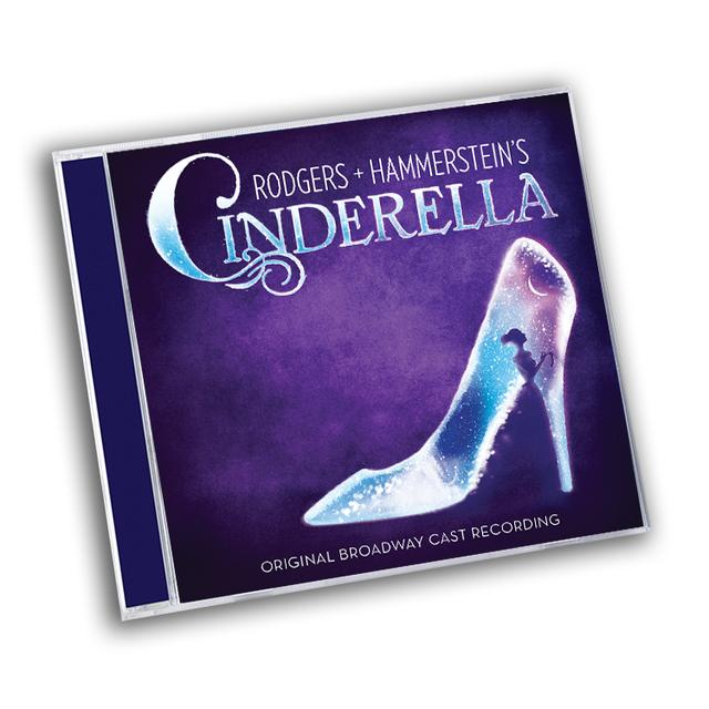 CINDERELLA BROADWAY CAST CD
