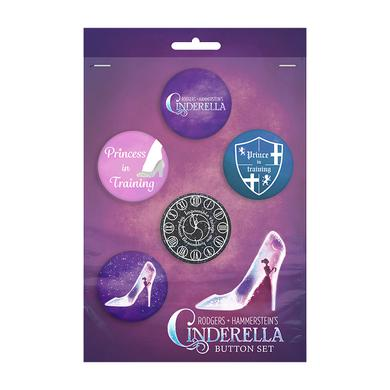 Cinderella Button Set