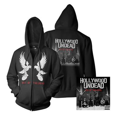 Hollywood Undead DOTD Hoodie Bundle