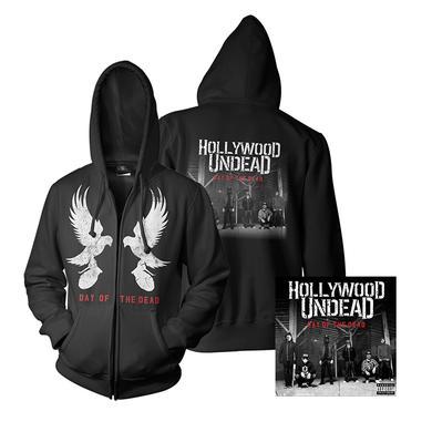 Hollywood Undead DOTD Hoodie Bundle