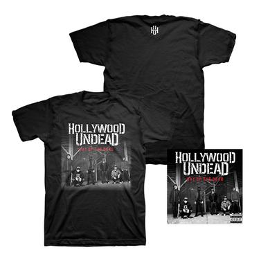 Hollywood Undead DOTD T-Shirt Bundle