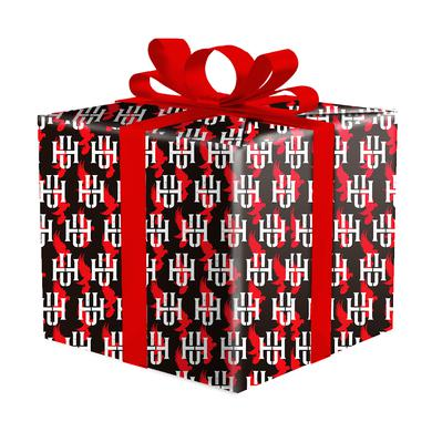 Hollywood Undead Dove Grenade Wrapping Paper