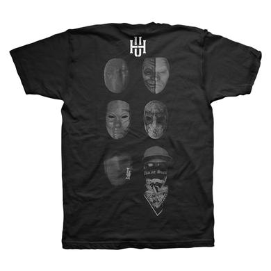 Hollywood Undead Grenade Mask Tee