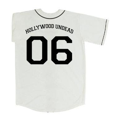 Hollywood Undead HU Baseball Jersey