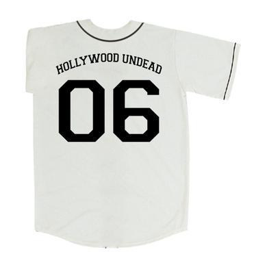 Hollywood Undead HU Baseball Jersey