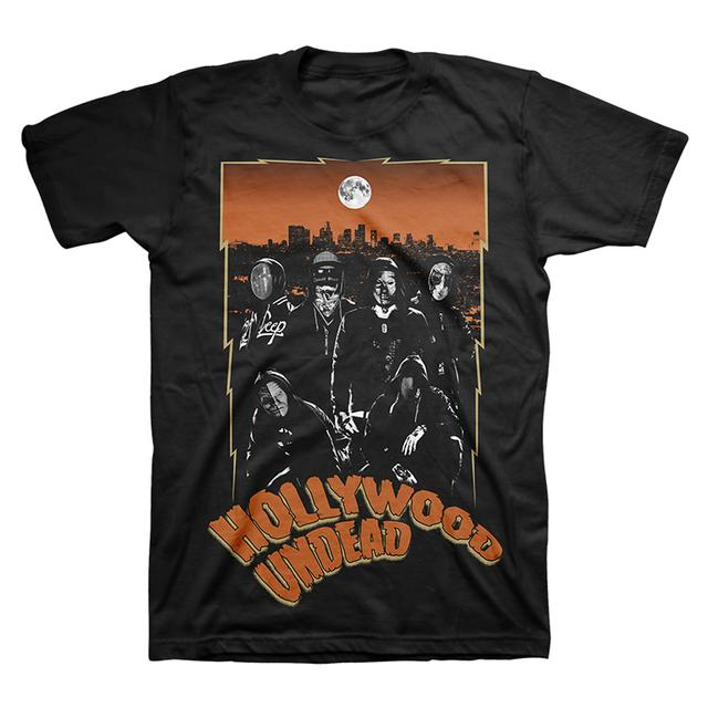 Hollywood Undead HU Full Moon Tee
