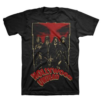 Hollywood Undead Watch Your Back Tee