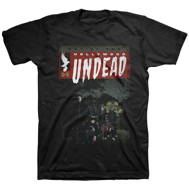 Hollywood Undead Day of the Undead Tee