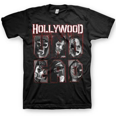 Hollywood Undead Faces Underground Tour Tee