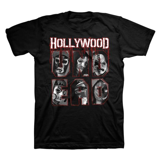 Hollywood Undead Blood In Blood Out Tour Tee