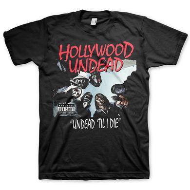 Hollywood Undead Undead Til I Die Dove Tee