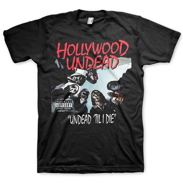 Hollywood Undead Undead Til I Die Dove Tee